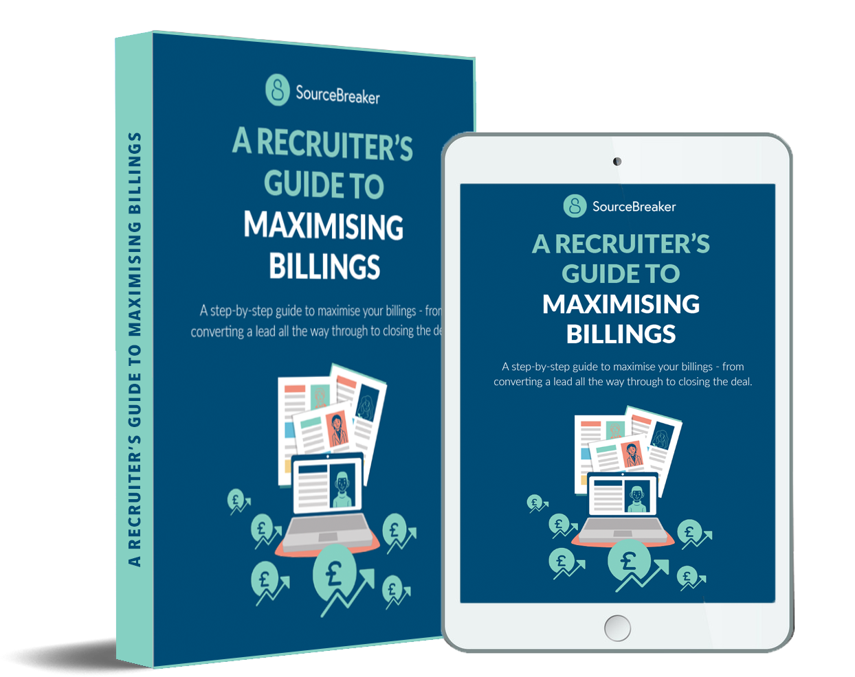 design ebook recruitment trainer finale